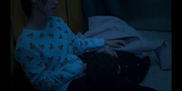 Fanfic / Fanfiction Imagine BTS - inspirado em Jardim de meteoros - Capítulo 19 - Presos No ''Encontro'' Part 2