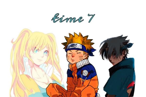 Fanfic / Fanfiction Naruto e Naruko (clássico) - Capítulo 8 - Fio vermelho