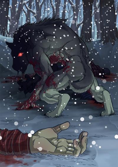 Fanfic / Fanfiction Bloody Moon - Capítulo 2 - Caçada