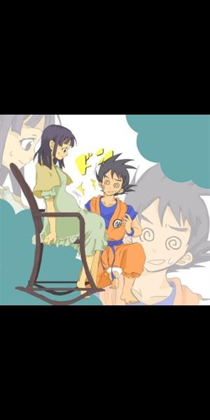 Fanfic / Fanfiction Casamento de Goku e chichi - Capítulo 8 - Surpresas e amor