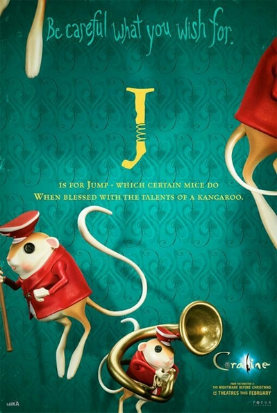 Fanfic / Fanfiction Coraline;secret world - Capítulo 8 - O incrível Bobinsk!