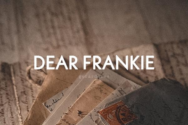 Fanfic / Fanfiction Dear Frankie - Capítulo 7 - Gerard Way.