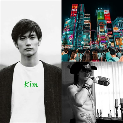 Fanfic / Fanfiction Garota Mulher - Capítulo 9 - Tokyo e Kim