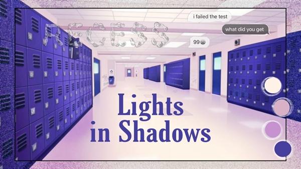 Fanfic / Fanfiction Hentai School - interativa - Capítulo 3 - Shadows