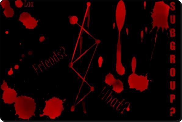 Fanfic / Fanfiction Incompreendido - Capítulo 7 - 07 - Subgroup