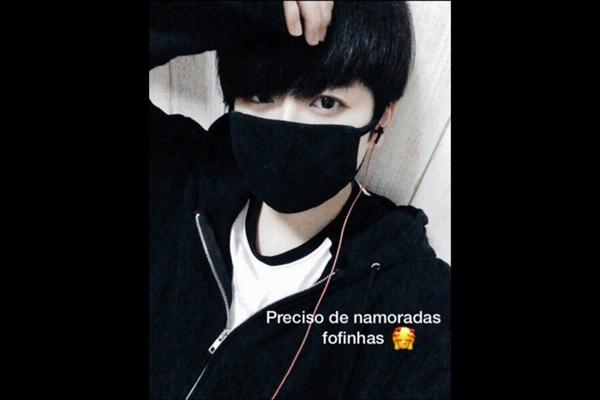 Fanfic / Fanfiction Instagram- Jungkook and Taehyung( V) - Capítulo 1 - Preciso de namoradas