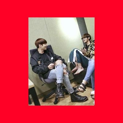Fanfic / Fanfiction Instagram (Vkook-Taekook) - Capítulo 9 - Cap 9