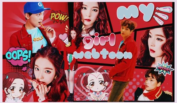 Fanfic / Fanfiction My girl webtoon - imagine haechan(nct) - Capítulo 2 - Que merda é essa?