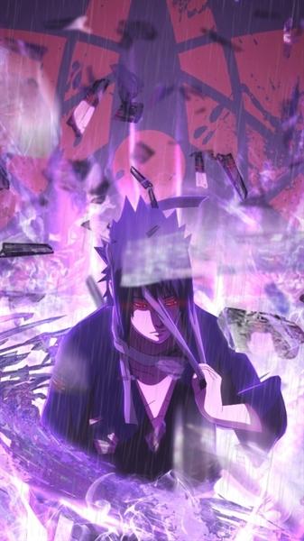 Fanfic / Fanfiction Naruto Clássico:Mangekyou vs Kurama. - Capítulo 9 - Sasuke vs Naruto:Parte 2.