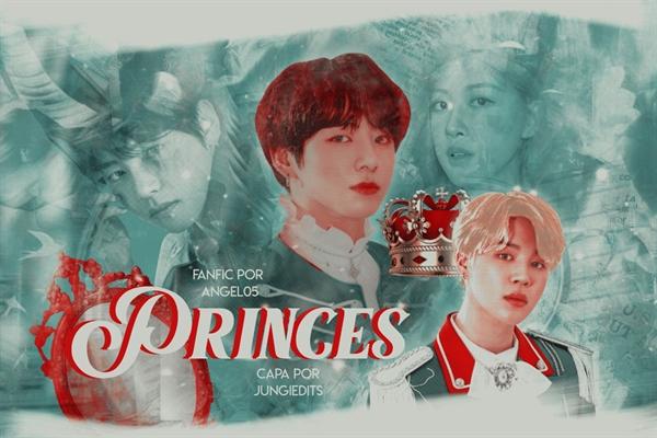 Fanfic / Fanfiction Princes- JIKOOK. - Capítulo 5 - Jeon é um tanto complicado.
