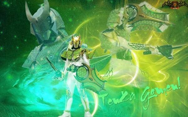 Fanfic / Fanfiction Sob Decreto Celestial - Capítulo 1 - Tenka Gomen!
