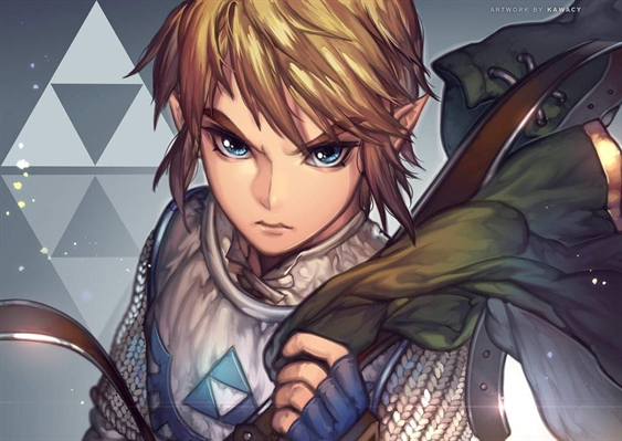 Fanfic / Fanfiction The legend of Link?? - Capítulo 3 - Link na escola??