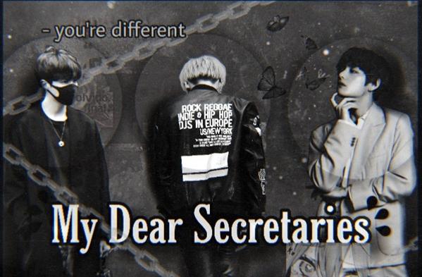 Fanfic / Fanfiction My dear secretaries (TaeYoonSeok) - Capítulo 3 - Three;