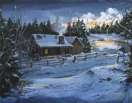 Fanfic / Fanfiction A Cabana de Inverno dos Riggs - Capítulo 1 - Chegando na Cabana