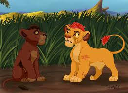 Fanfic / Fanfiction A Guarda do leão! - Capítulo 11 - Kion perde o Rugido!