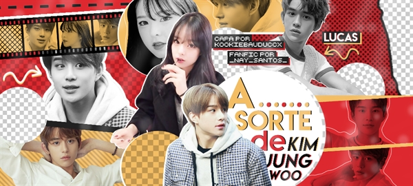 Fanfic / Fanfiction A sorte de Kim Jungwoo! - Shortfic (Luwoo) - Capítulo 3 - III- Balada entre beijos