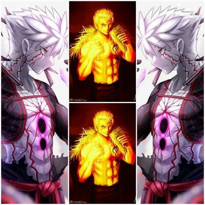 Fanfic / Fanfiction Dark Destiny - Fairy Tail - Capítulo 62 - Laxus Vs Kai