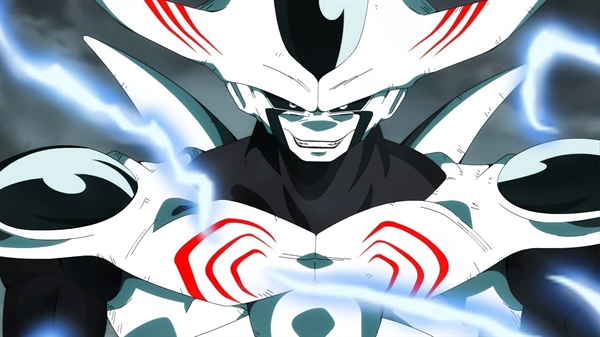 Fanfic / Fanfiction Dragon Ball Af - Capítulo 17 - Vegeta vs ize?