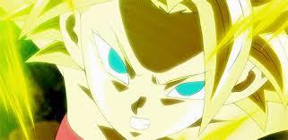 Fanfic / Fanfiction Dragon Ball Destinator Saiyan - Capítulo 15 - Goku pede a Caulifla em namoro