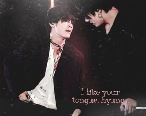 Fanfic / Fanfiction I Like Your Tongue - Capítulo 1 - Devagarinho