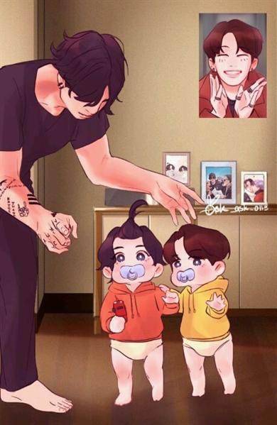 Fanfic / Fanfiction Jikook-Meu chefe - Capítulo 33 - Nascimento dos Gêmeos....-Cap33