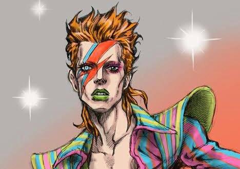 Fanfic / Fanfiction JoJo's Bizarre Adventure: Ziggy Stardust - Capítulo 1 - A origem e queda de Ziggy Stardust