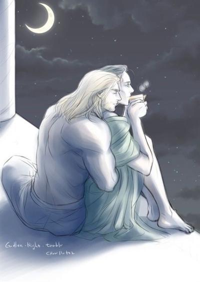 Fanfic / Fanfiction Loki, i love you - Capítulo 1 - Thor, i love you