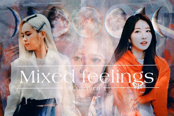 Fanfic / Fanfiction Moon -Eunjiwon- - Capítulo 12 - Mixed feelings