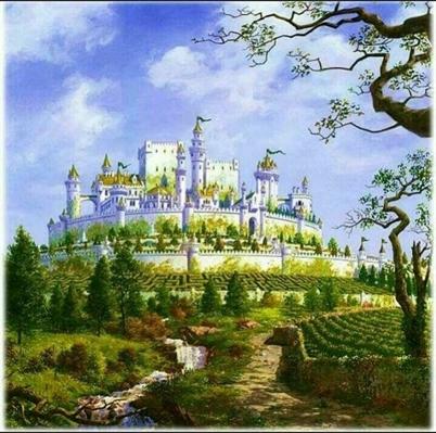 Fanfic / Fanfiction Mundo Moderno - Capítulo 8 - Jardim de Cima
