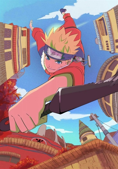 Fanfic / Fanfiction Narutoverso no Narutoverso. - Capítulo 1 - Único, Narutoverso.