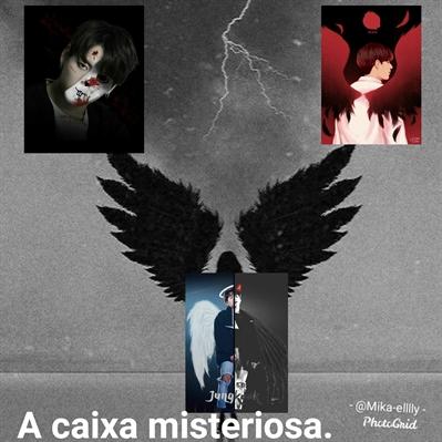Fanfic / Fanfiction O Pacto com satã - Capítulo 2 - A caixa misteriosa.