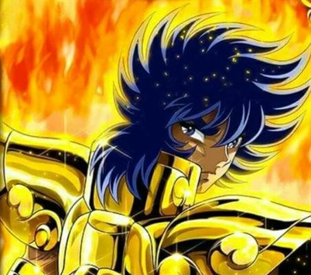 Fanfic / Fanfiction Saint Seiya - Saga da Lua. - Capítulo 5 - Capítulo 3 - O novo Leão Dourado: o retorno inesperado!