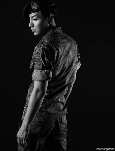 Fanfic / Fanfiction Super Junior: A história - Capítulo 72 - O soldado Leeteuk