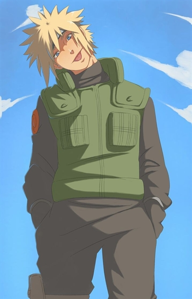 Fanfic / Fanfiction Time Minato - Como tudo começou - Capítulo 1 - Minato Namikaze...