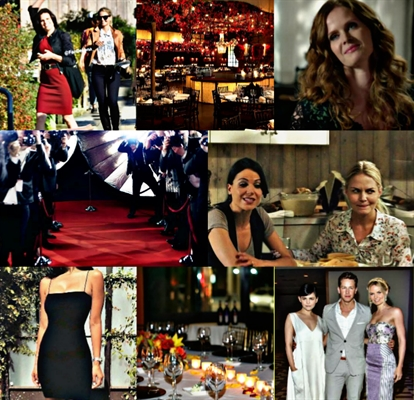 Fanfic / Fanfiction Tulipas e Violetas - Capítulo 16 - The Party