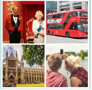 Fanfic / Fanfiction Viagem de verão - Capítulo 2 - Por Londres