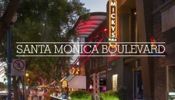 Fanfic / Fanfiction 87 motivos para te amar - Capítulo 1 - Santa Monica Boulevard