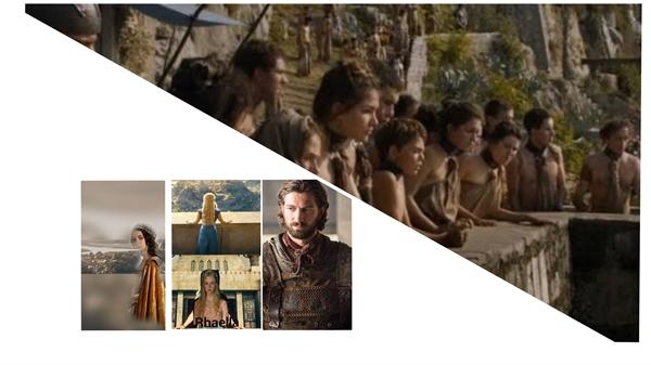 Fanfic / Fanfiction A filha de Daenerys Targaryen - Capítulo 15 - Capítulo 15