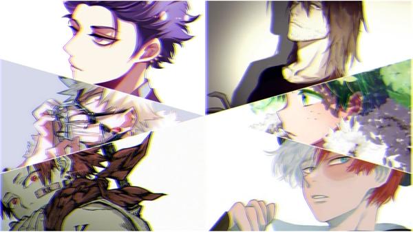 Fanfic / Fanfiction BNHA vs Wonderland (Aizawa, Bakugou, Kirishima, Todoroki) - Capítulo 12 - Escolhas?