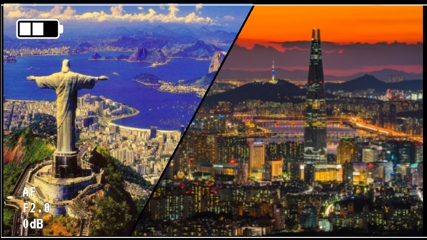 Fanfic / Fanfiction Destined...(Imagine Taehyung) - Capítulo 4 - Brasil para Coreia...