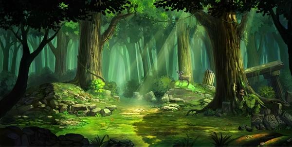 Fanfic / Fanfiction Entre Amigas - Capítulo 18 - A Floresta encantada