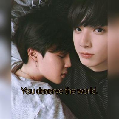 Fanfic / Fanfiction Everything has a fluke. - Capítulo 1 - JIKOOK -- You deserve the world.
