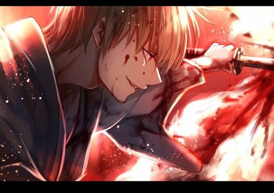 Fanfic / Fanfiction Kami no ken'i- Adventure( Interativa) - Capítulo 30 - A guerra de guildas, parte 1