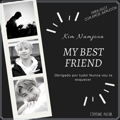 Fanfic / Fanfiction My Best Friend (Kim Namjoon) - Capítulo 27 - Carta de ameaça