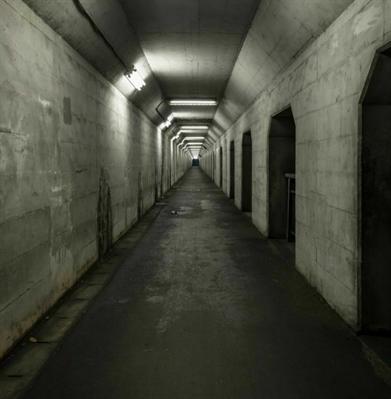 Fanfic / Fanfiction O manicômio-Taegi - Capítulo 2 - The corridor