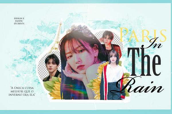 Fanfic / Fanfiction Paris In The Rain (Lee Taeyong - NCT) - Capítulo 1 - Único; Entre as linhas do destino