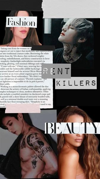 Fanfic / Fanfiction Rent Killers (Imagine Jungkook e V) - Capítulo 9 - Primeira missão
