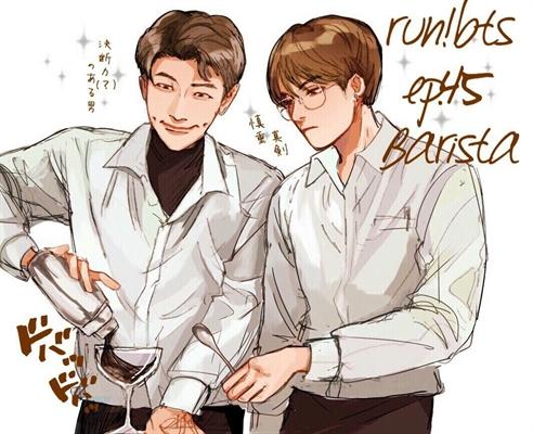 Fanfic / Fanfiction Um novo amor- Vkook and Vmon- - Capítulo 3 - E se ele mudou, Hyung?