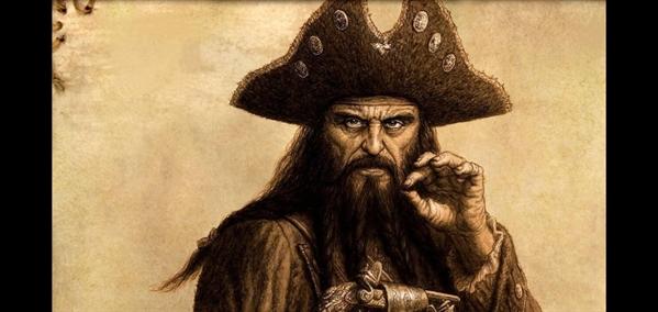Fanfic / Fanfiction Uncharted : o tesouro de barba negra - Capítulo 2 - Barba negra