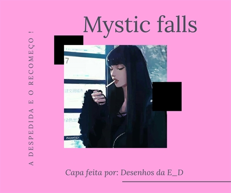 Fanfic / Fanfiction Vampires VS werewolves - Capítulo 1 - Mystic falls ( prólogo)